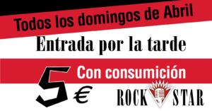 Las tardes de Rock Star @ Sala Rock Star