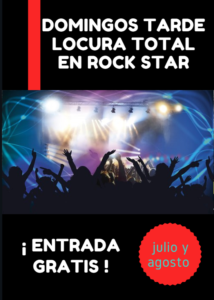 Los Domingos de los 80 en Rock Star