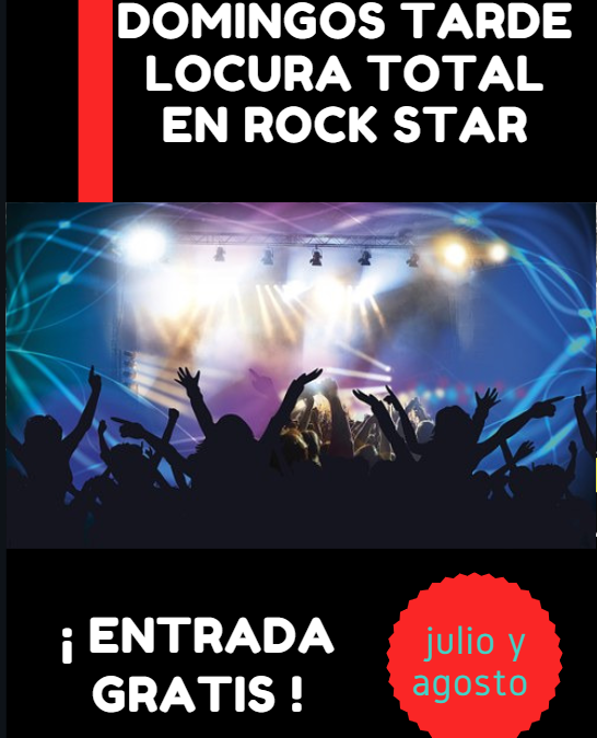 Los Domingos de los 80 en Rock Star